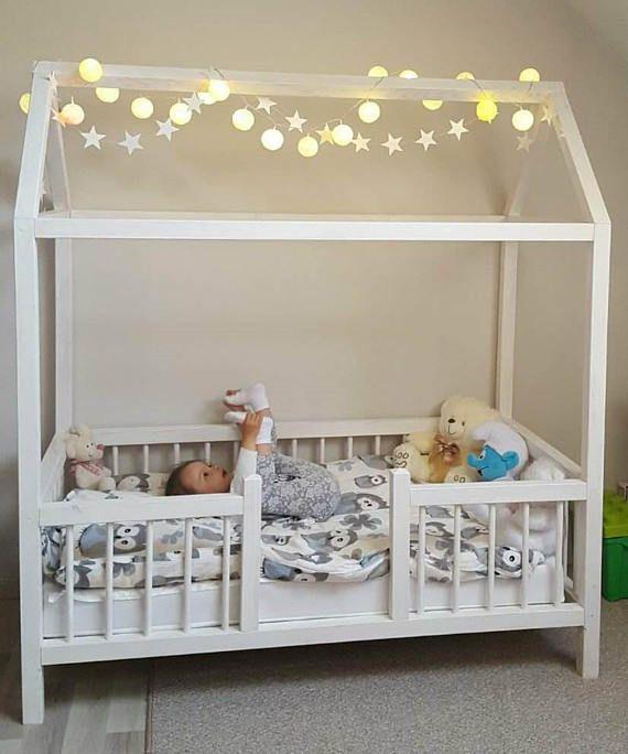 This Scandinavian design children bed is an amazing ECO
