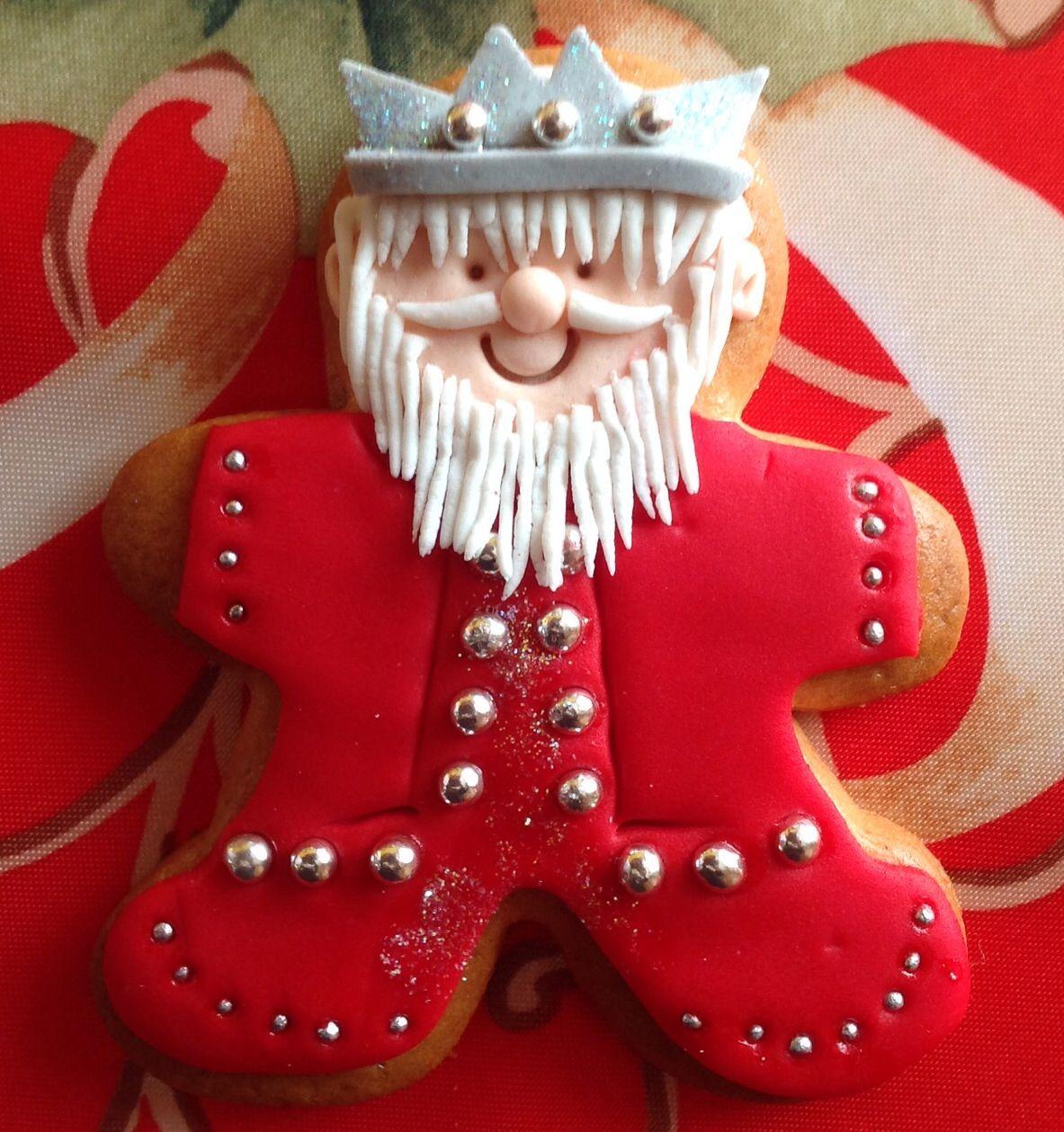 Galetes fondant Nadal