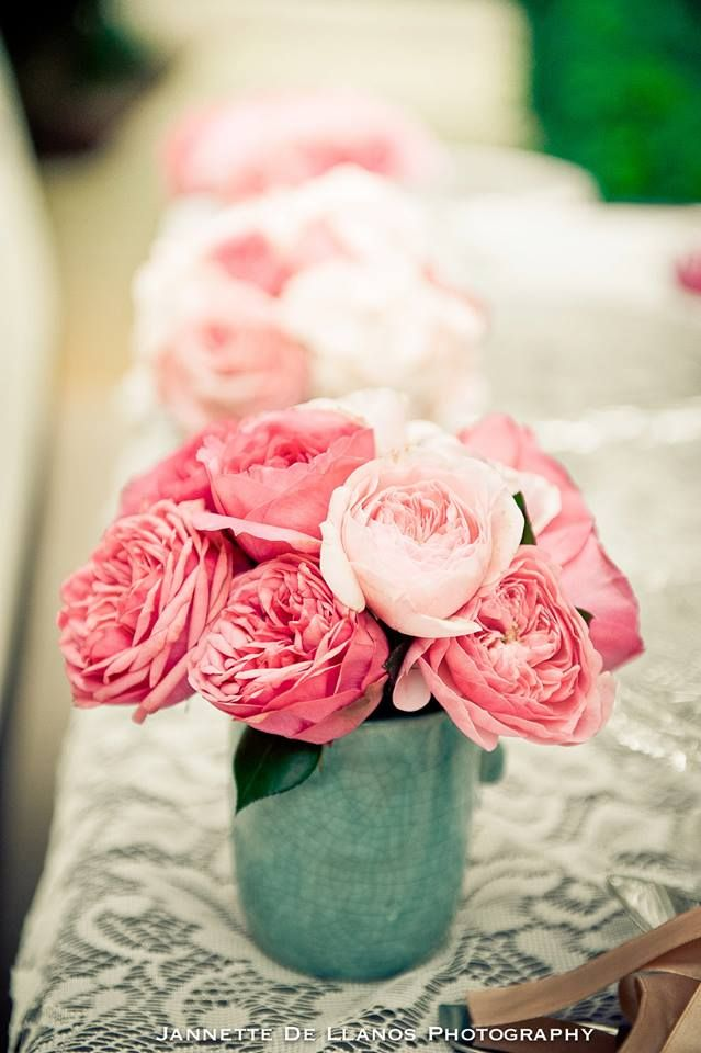 Extra detail flower key largo | Wishes to Weddings | Small buffet ...