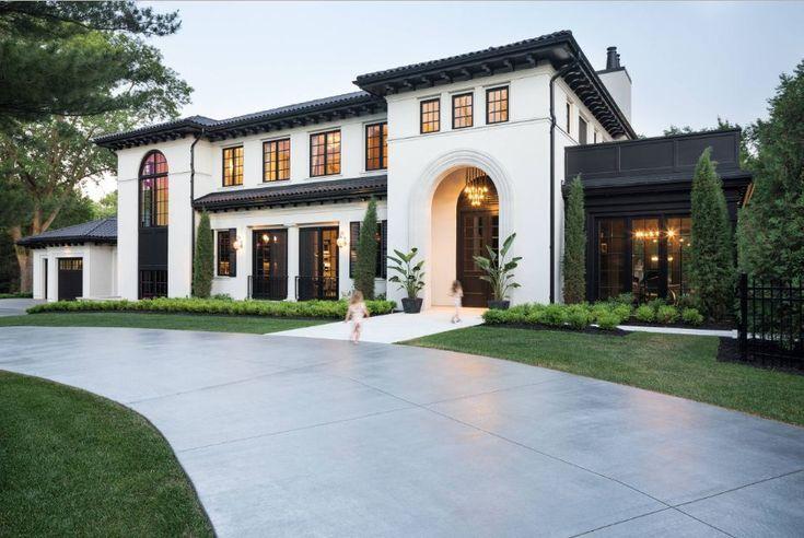Photo of 26 Majestic Modern Mediterranean House Design Modern House Exterior design house…