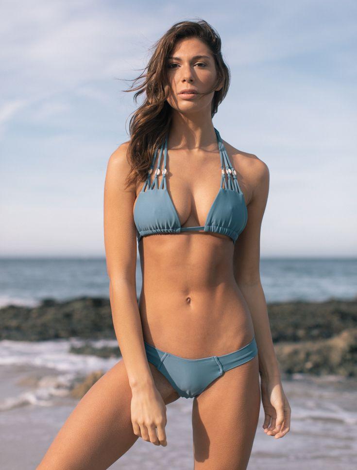 Sydney Ladd in Montce Swim. | Swimwear | Pinterest