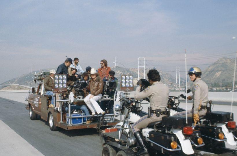 Image result for ChiPS TV Show filming