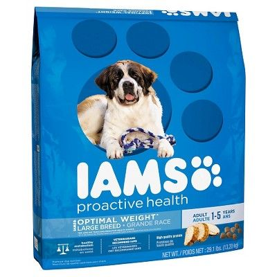 Iams Proactive Health Adult Optimal Weight Control Dry Dog Food