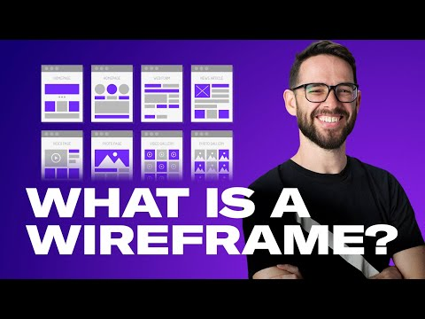 USING WIREFRAMES IN WEB DESIGN: Free Web Design Course 2020   Episode