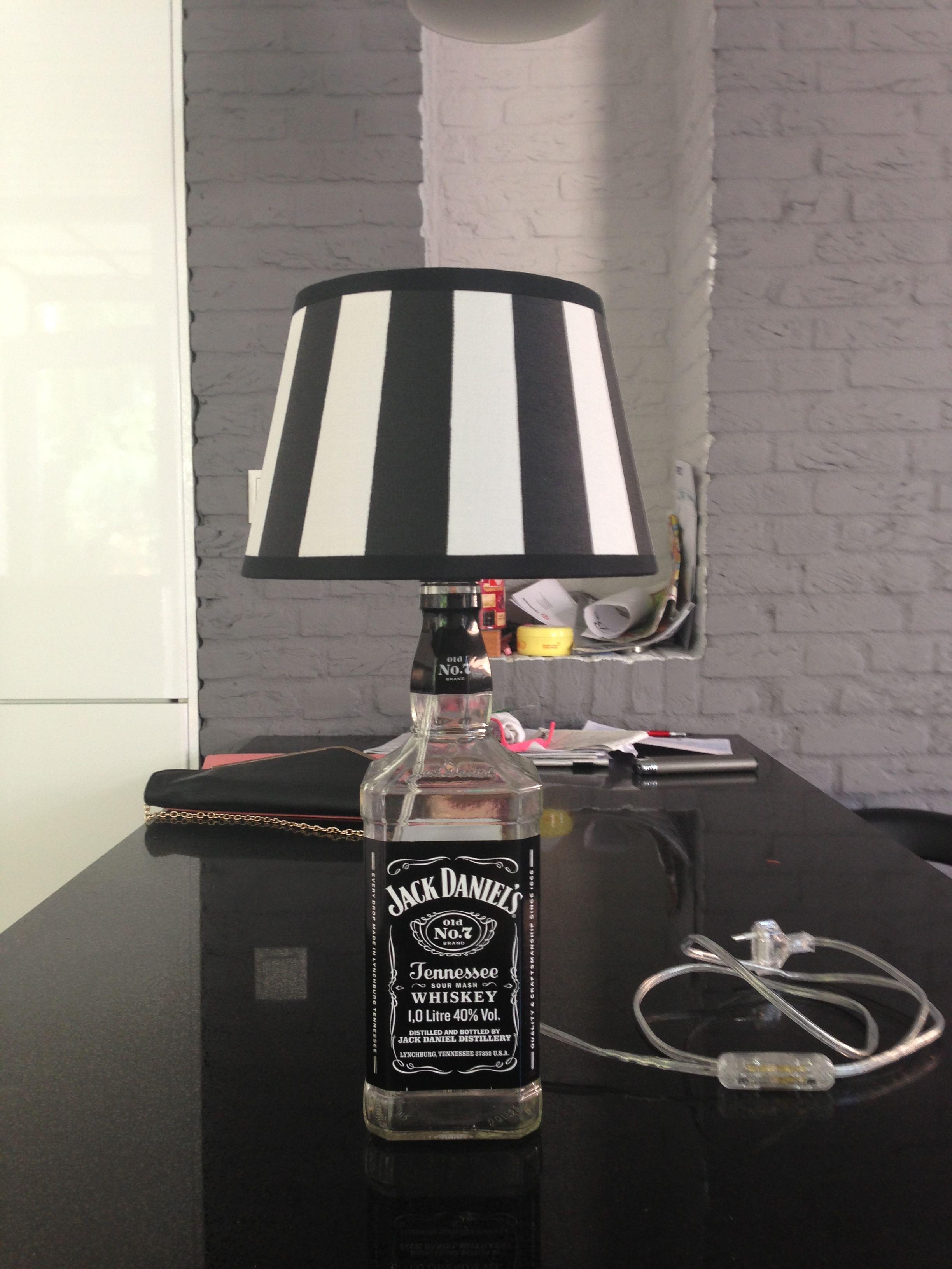 Diy jack daniels lamp crafts pinterest jack daniels lamp diy jack daniels lamp aloadofball Gallery