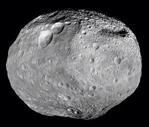 Explore an asteroid with 'Vesta Trek' | Asteroid belt ...