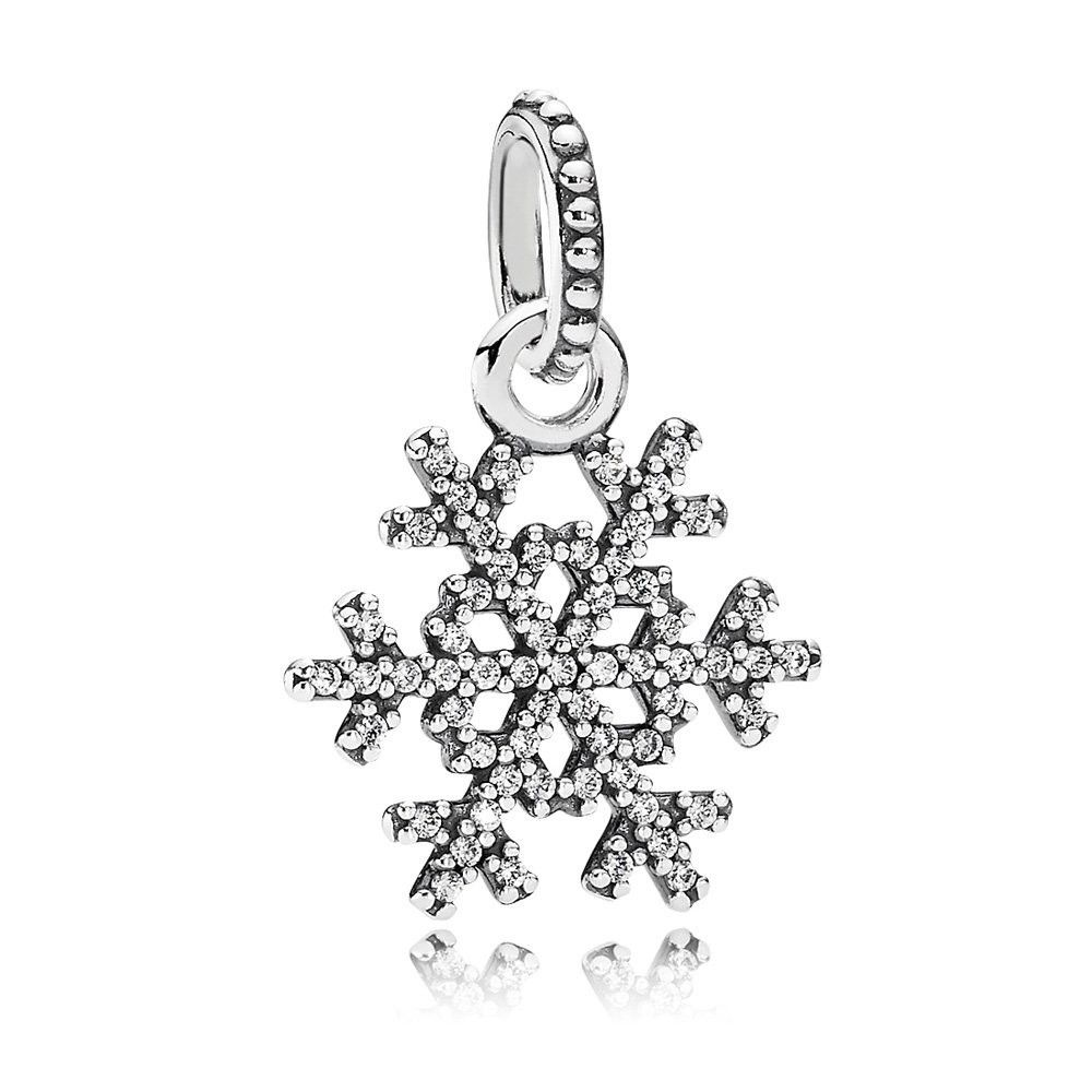 pandora flocon de neige my pandora snowflake collier pendentif collier pandora et pendentif. Black Bedroom Furniture Sets. Home Design Ideas