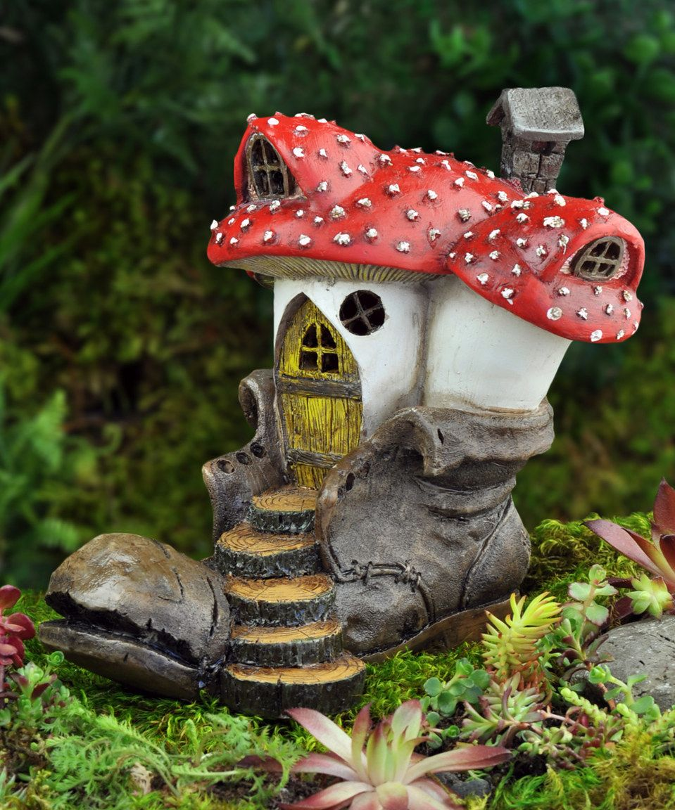 Wonderful Georgetown Home And Garden Fairy #4 - Another Great Find On #zulily! Fairy Garden Old Clodhopper House Figurine  By Georgetown Home