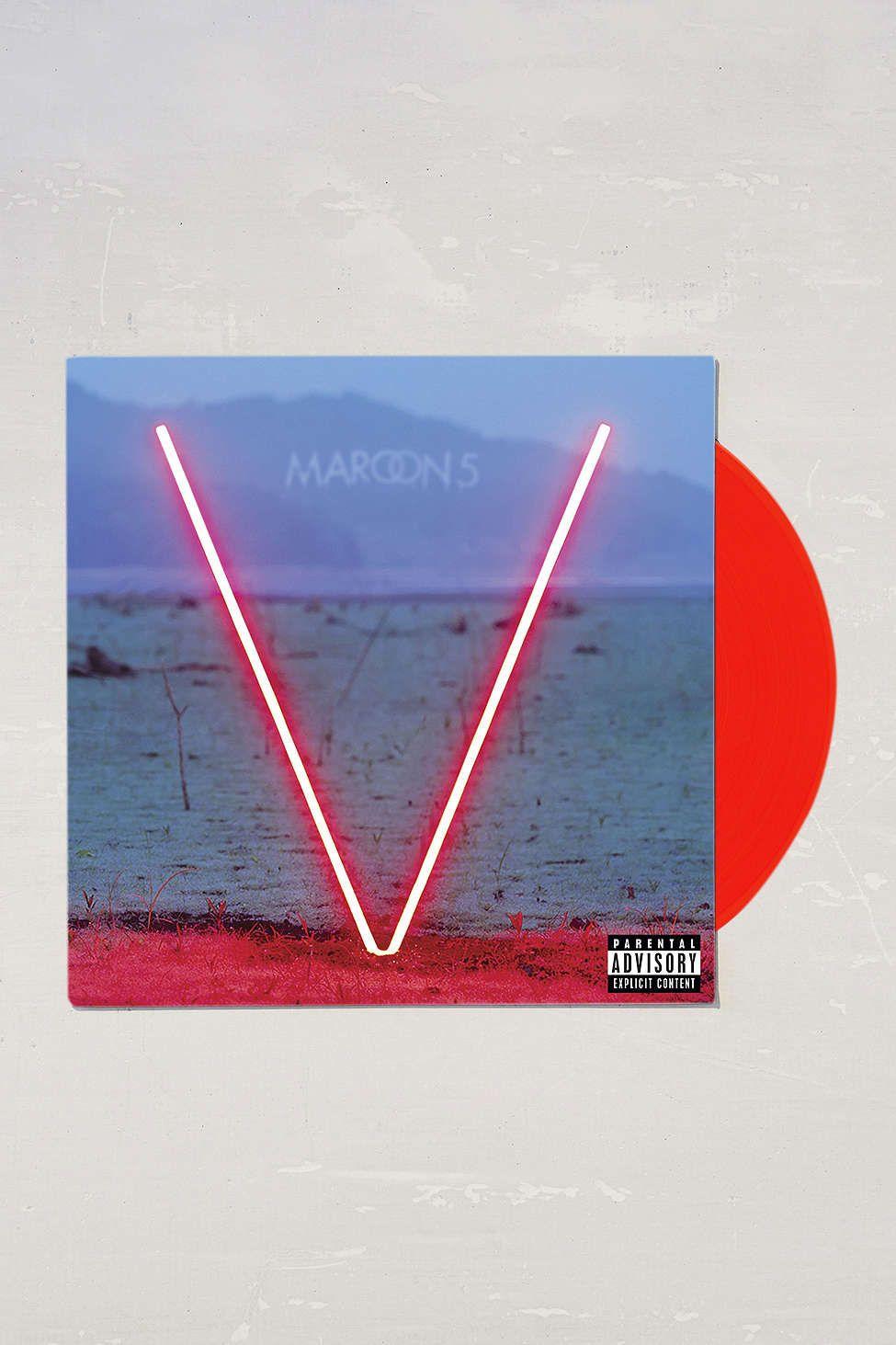 Maroon 5 V Lp Maroon 5 Maps Maroon 5 Songs