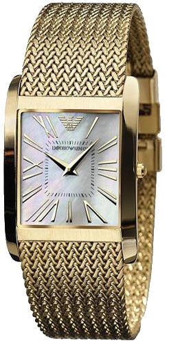 5e586d70217 Emporio Armani Damen Uhr AR2016 Super Slim