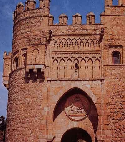 (Puerta del Sol).-Toledo