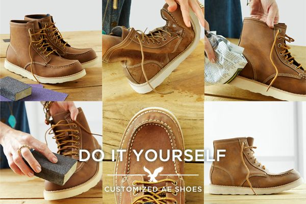 6d39bce1e1b Learn how to break in a new pair of leather boots.