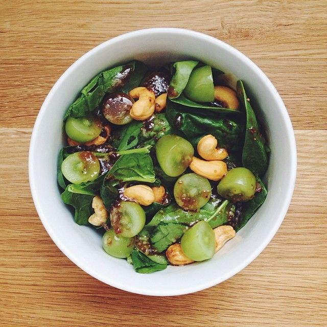 Image result for Big bowl of spinach salad