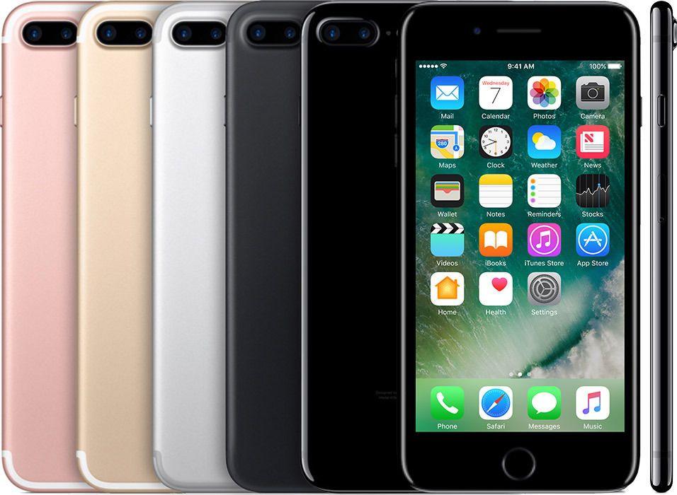 Apple Iphone 7 Plus With Accessories Iphone 8 Design Apple