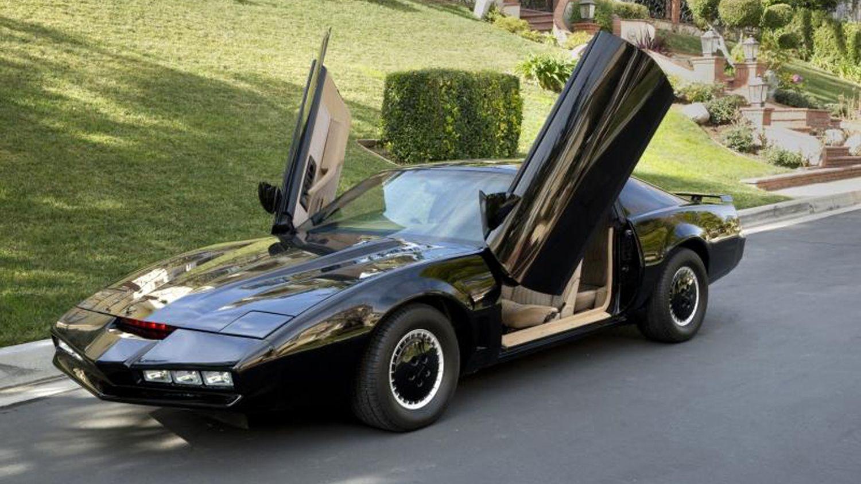 Kitt And Kaboodle David Hasselhoff Selling Knight Rider Replica Knight Rider Pontiac Firebird Used Car Prices