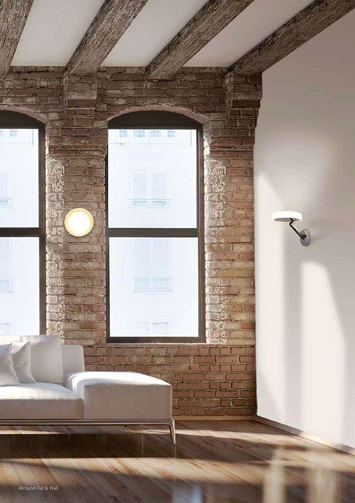 Die Top Light Allround LED Wand-/Deckenleuchte ist so flexibel wie - deckenleuchte led wohnzimmer