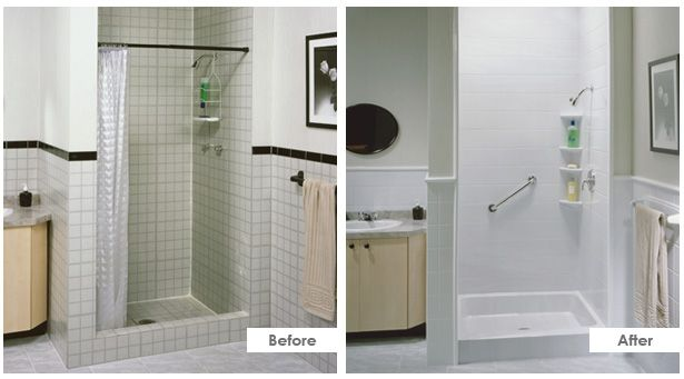 Pin By Bath Fitter Vancouver Island On Before And After Bath Fitter Bath Fitter Clean Shower Doors Bathrooms Remodel