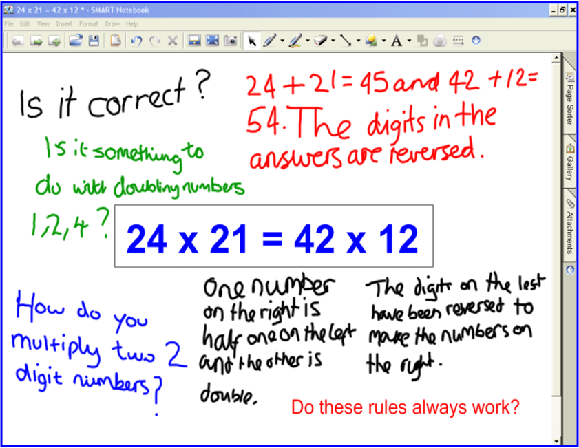 inquirymaths.com - prompts for secondary mathematics educations ...