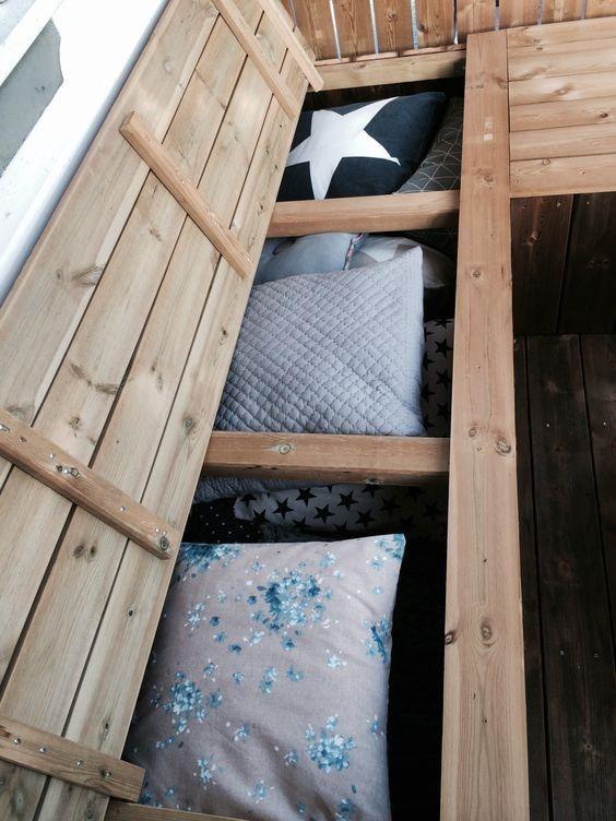 Große und kreative Ideen für kleine Balkone Große Ideen für kleine Balkone Kleine Balkone - Mimar zeynep yılmazoğlu #balkonideen