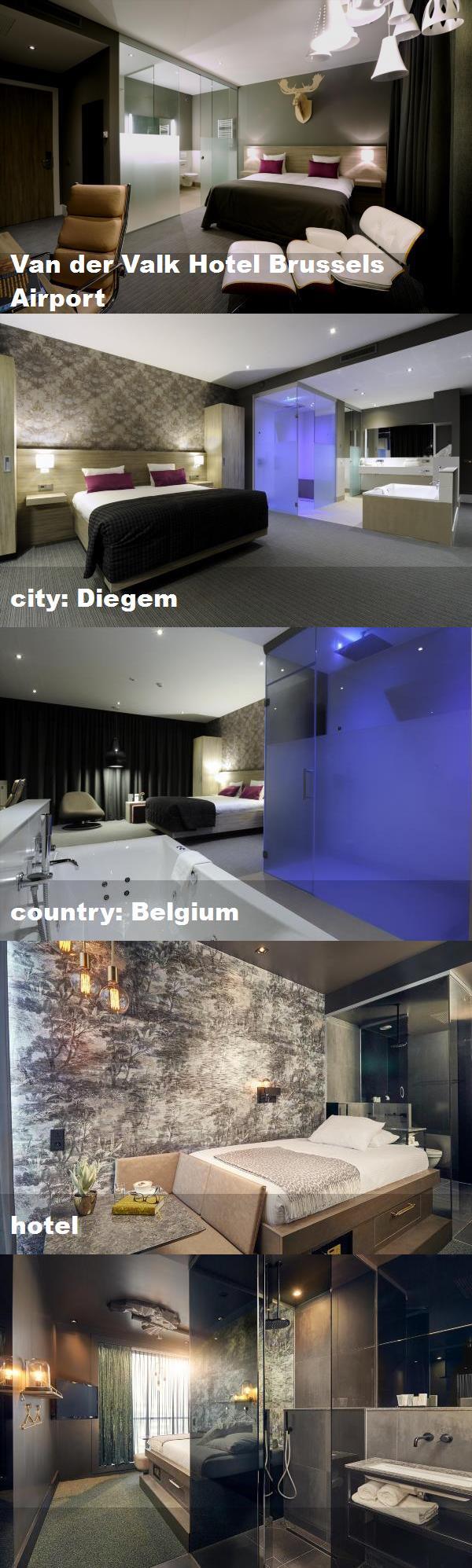 Van der Valk Hotel Brussels Airport, city Diegem, country