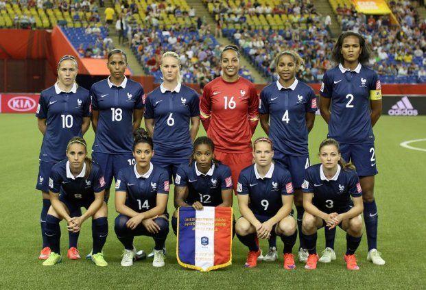 La fifa a d voil ce matin le classement mondial f minin a l 39 issue de la coupe du monde au - Classement equipe de france coupe du monde 2014 ...