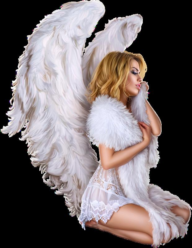 Девушка ангел открытка, днем дорожного