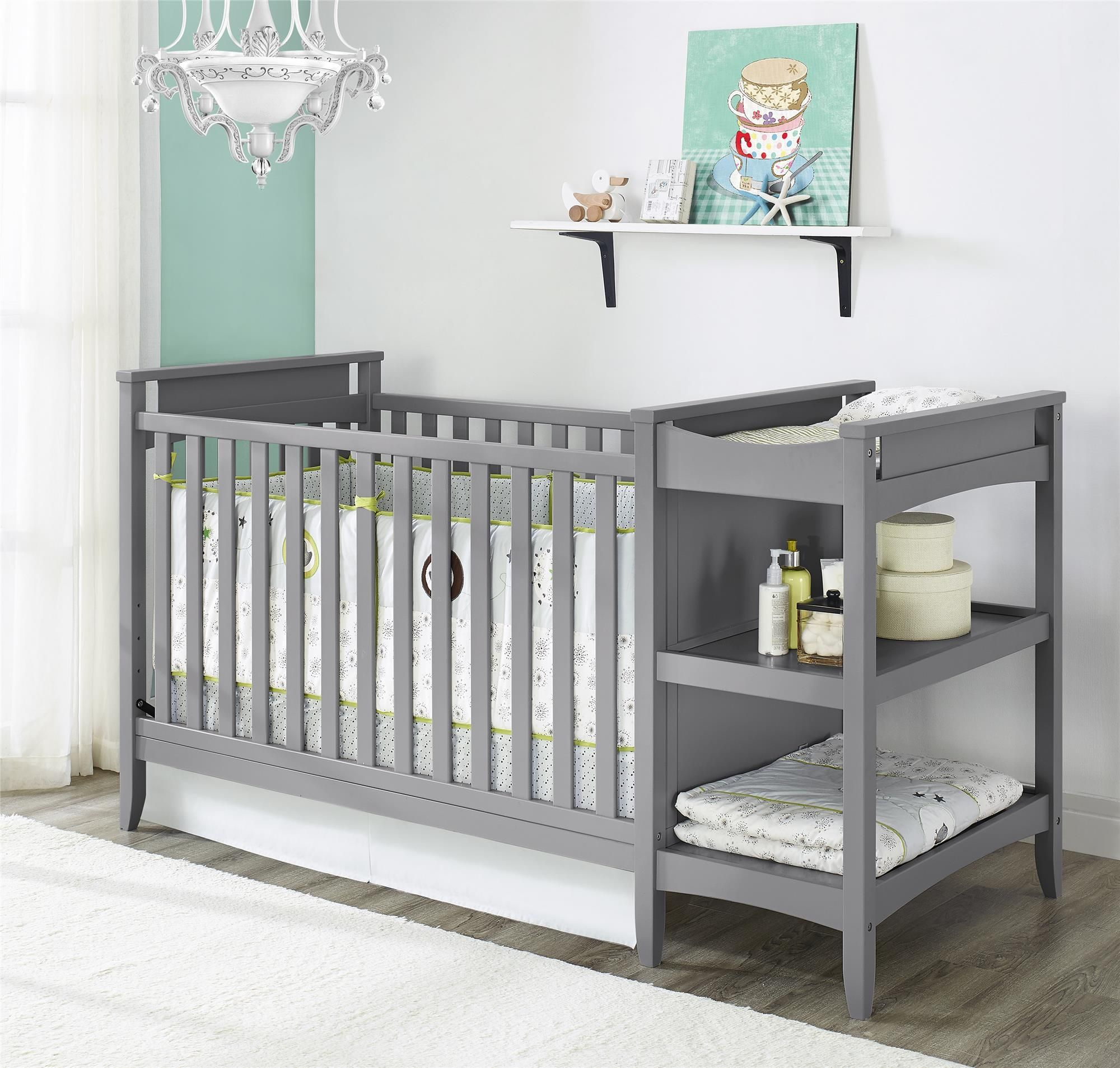 Crib Dresser And Changing Table Sets | http://samhosted.com | Pinterest