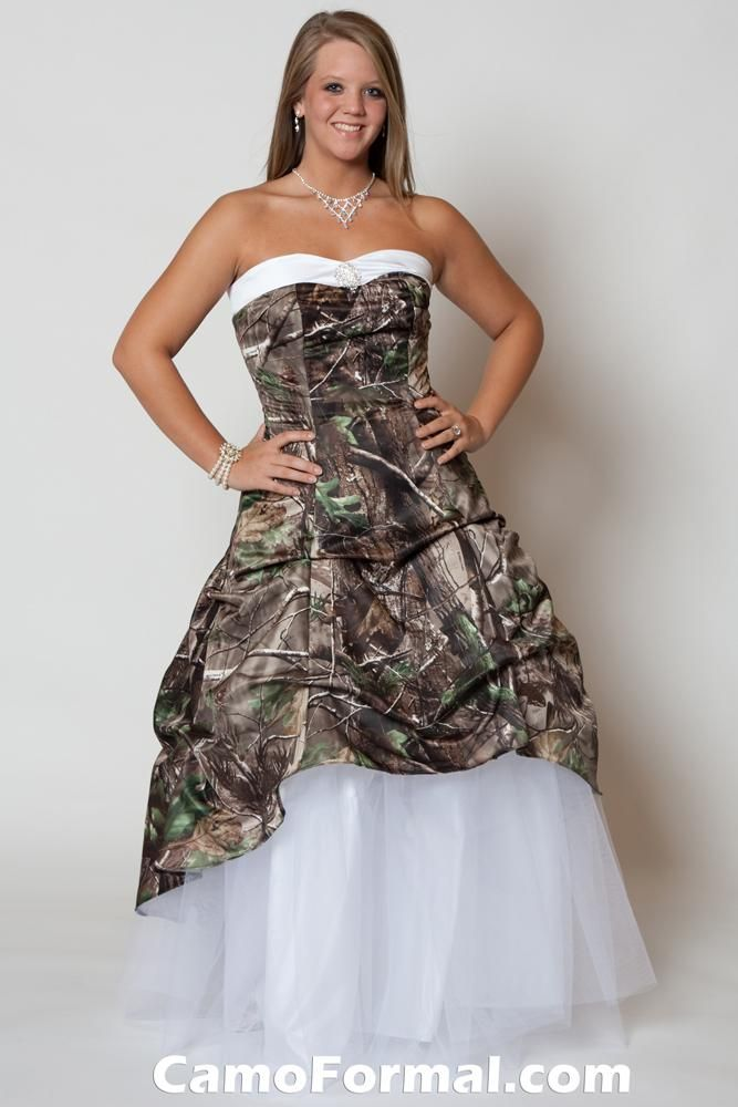 1000  images about PROM on Pinterest  Prom dresses Mossy oak ...