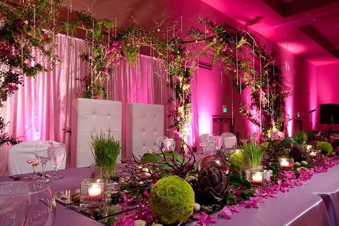 Dulhan diaries enchanted forest theme wedding theme for Decoration theme jardin