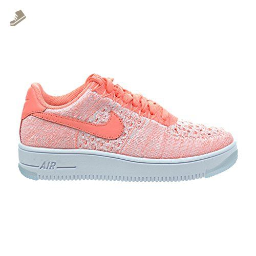 Nike Air Force 1 Flyknit Low Women's Shoes Atomic Pink