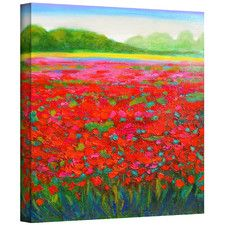 """""""Dream Before"""" Painting Print on Gallery-Wrapped Canvas"""