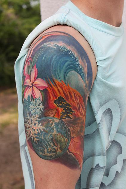 Tattoo artist wilmington nc