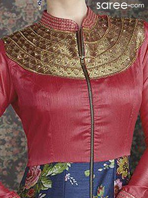 91ec8a9ef 20 Must-have Indian Suit Neck Designs – for every Salwar Suit lover ...