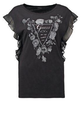 TANGO - T-shirt print - jet black