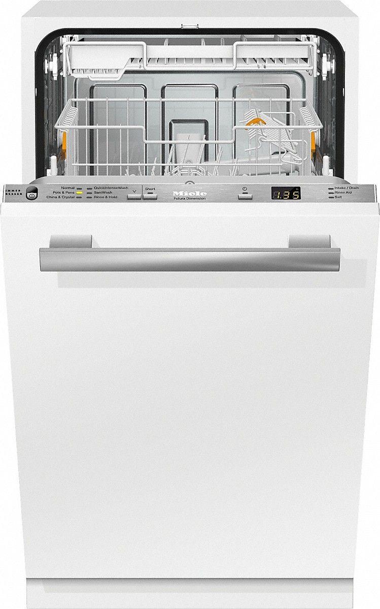 G 4780 Scvi Am Dishwashers Fully Integrated Dishwasher Integrated Dishwasher Miele Dishwasher