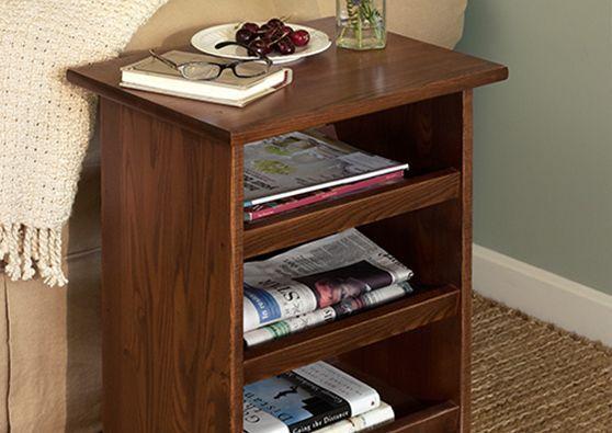 Superbe American Made Manchester Wood Furniture Best Seller: Multipurpose Cart U0026  End Table