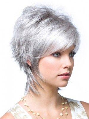 Coiffure cheveux gris 2015