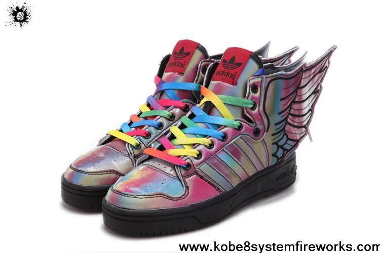 Sale Discount Jeremy Adidas X Jeremy Discount Scott Wings Colorful Yellow Shoes b5a43d
