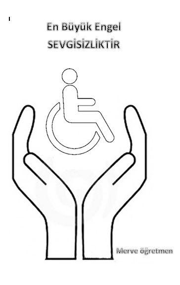 Engelliler Haftası özel Günler Pinterest Arte Aula Ve Educacion