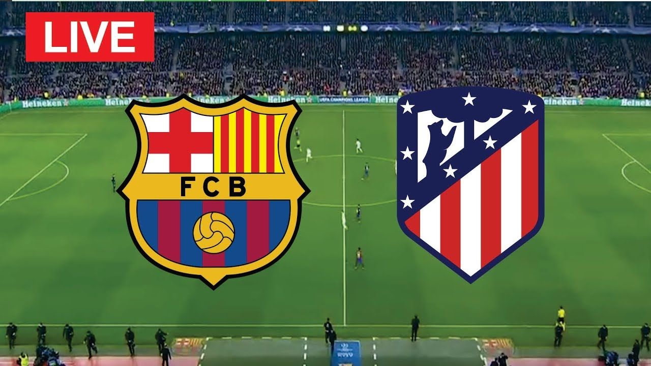 BARCA AT MADRID LIVE STREAMING ONLINE in 2020 Barcelona