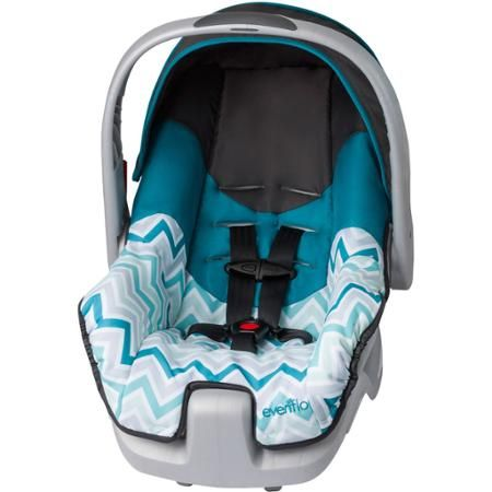 Evenflo Nurture Infant Car Seat, Blake - Walmart.com | When I have