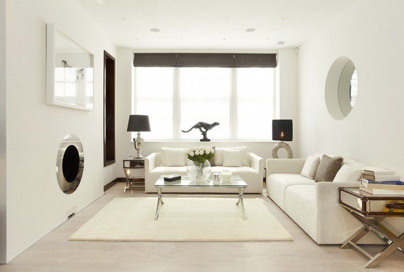 16 Functional Ideas How To Decorate Your Apartment Living Room