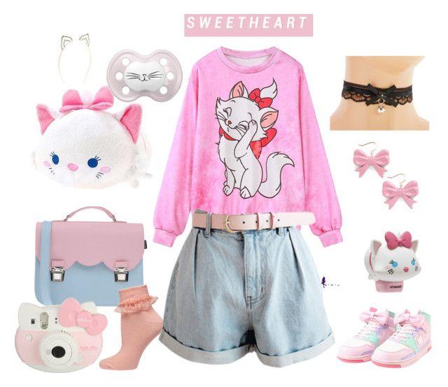Maries Manor Hello Kitty: Disney