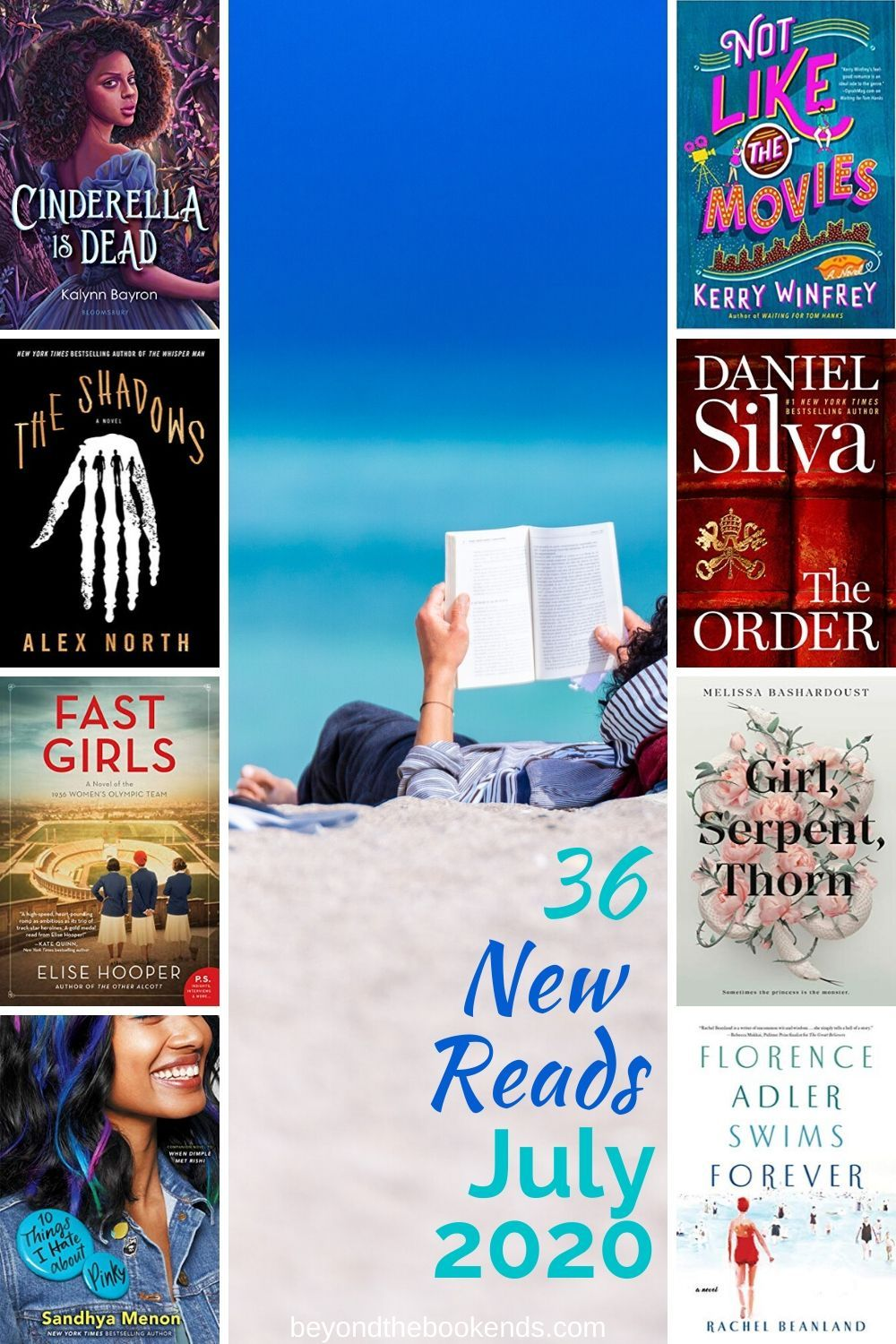 New Releases July to September 2020 Beyond the