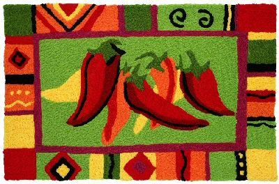Red Hot Chili Peppers Jellybean Rugs Chili Peppers Decor