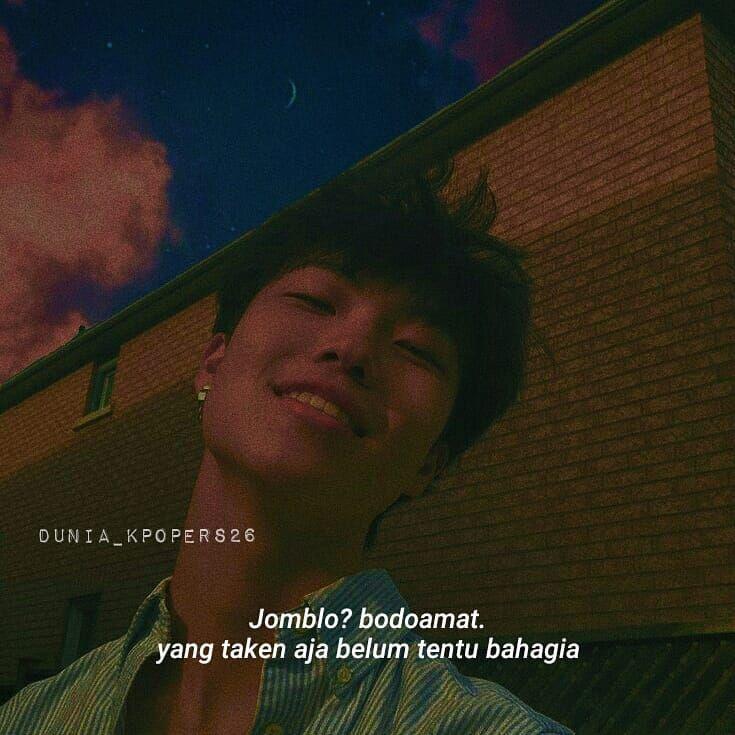 Gue Mah Jomblo Bahagiaa Quotes