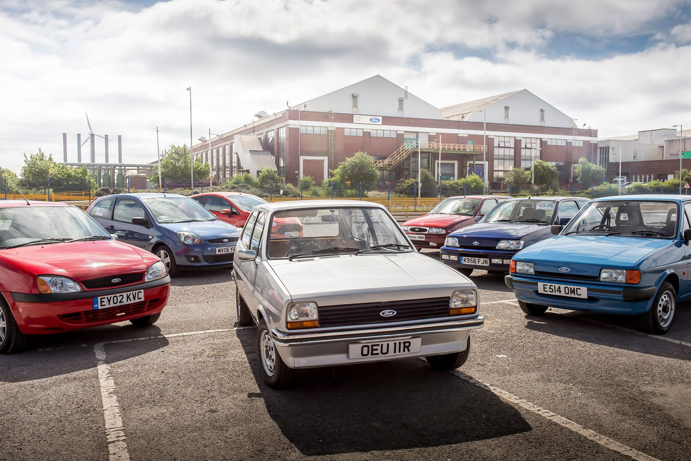 FORD: The Ford Fiesta is 40 years old this year but which of the ...