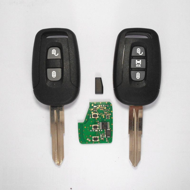 Car Remote Key 433mhz For Chevrolet Captiva Opel Antara 06 09