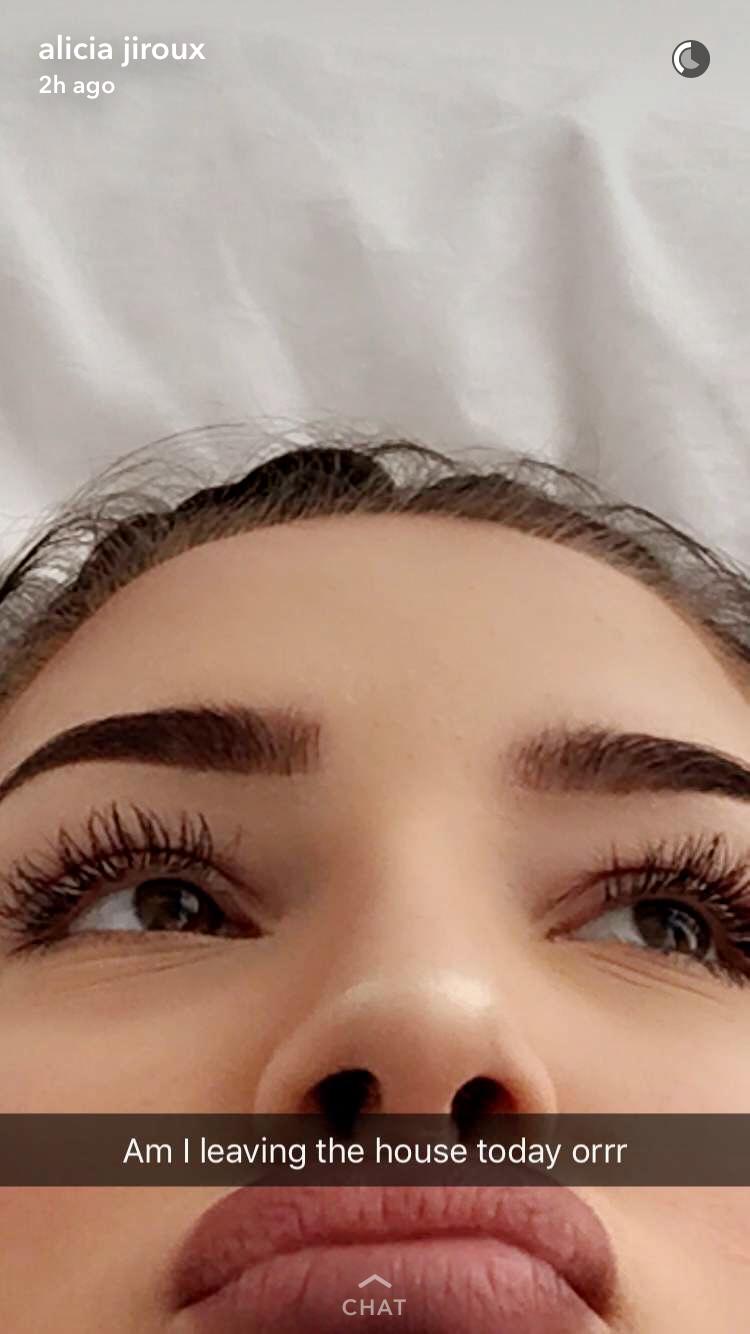 Alicia garcia snapchat