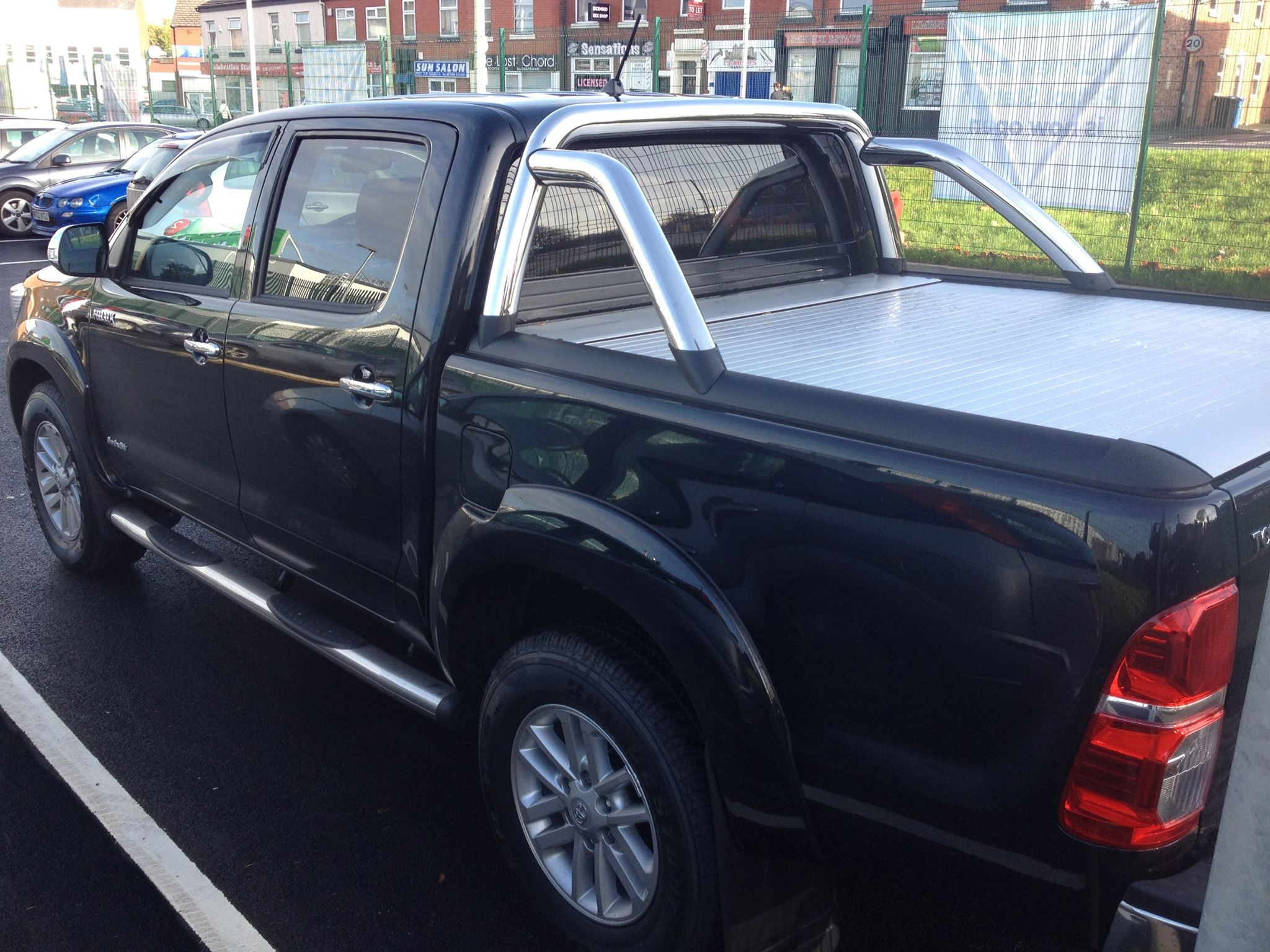 This Toyota Hilux 3 0 D 4d Was Fitted With A Tunit Advantage Ii